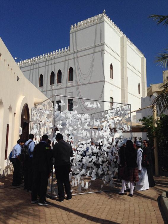 Oman Bait al Zubair Museum