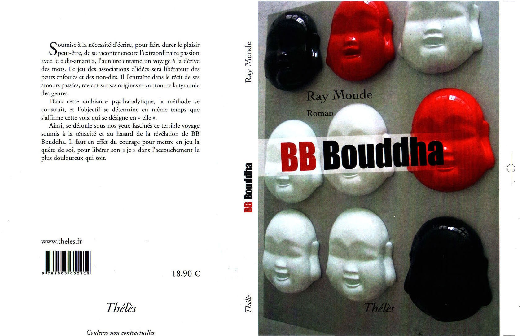 Book BB Bouddha