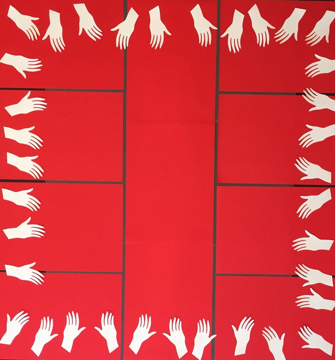 Carpet study - 200 x 210 cm - 2015