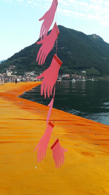 Iseo Italy Christo and Jeanne Claude Project 2016