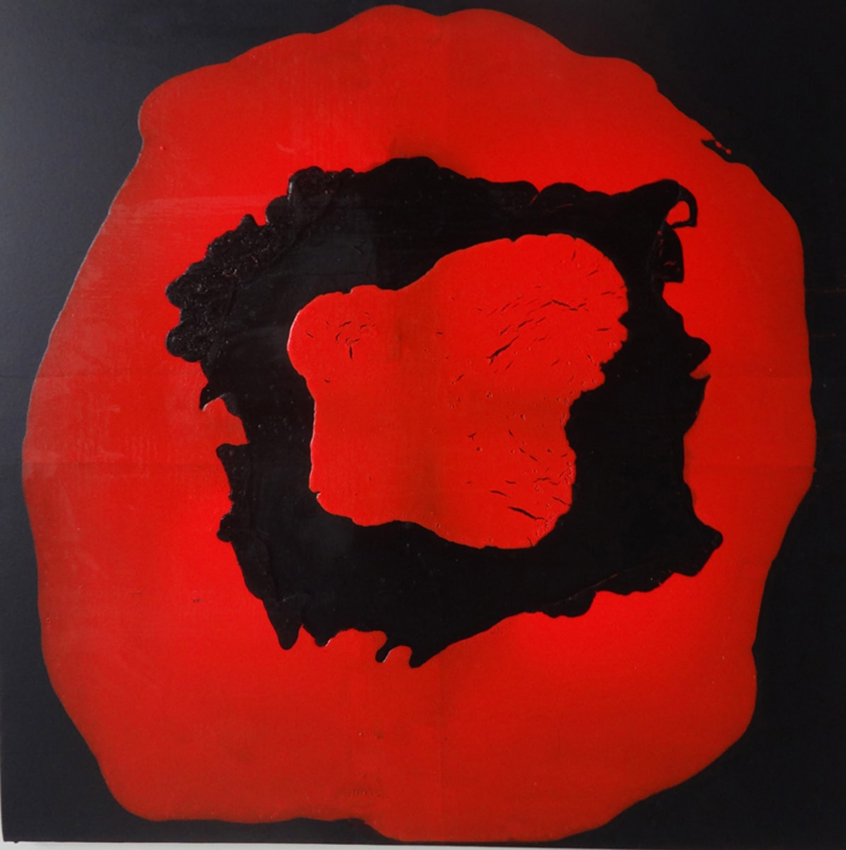 Untitled - 100 x 100 cm - 2015